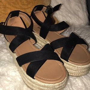 Wedge shoes!!!